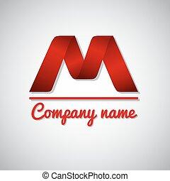 handel m, papier, brief, logo, pictogram