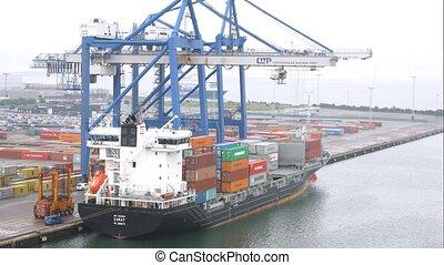 handel, port