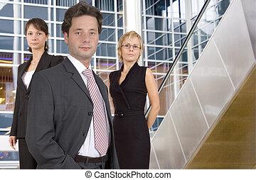 handel team
