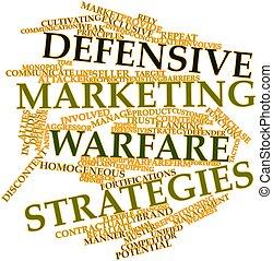 handel, wojna, defensywa, strategie