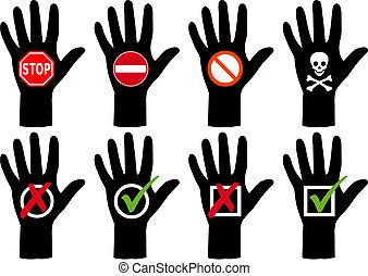 handen, iconen