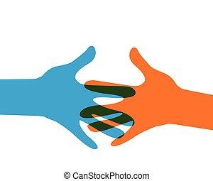 handen, verscheidenheid