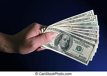 Handful of dollars