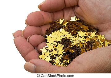 Handful Of Gold Stars
