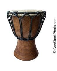 handgjord, trumma