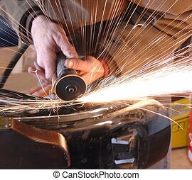 handgrinder 2 - worker