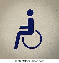 Handicapp Parking