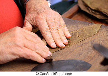 Handicraft cigars