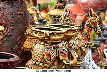 Handicrafts Of India