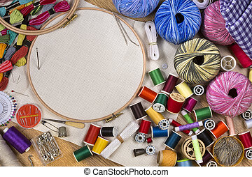 Handicrafts - Sewing and Embroidery - Sewing and Embroidery...