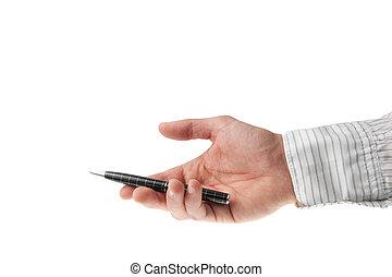 handing, над, ручка
