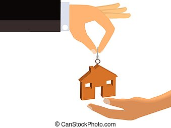 Handing a Home Over