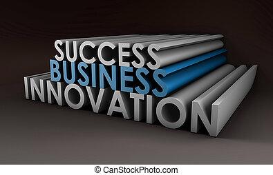 handlowy, innowacja