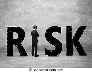handlowy, ryzyko, pojęcie