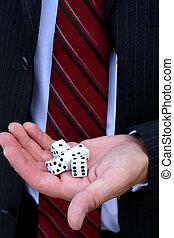 handlowy, ryzyko