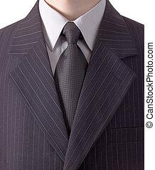 handlowy strój