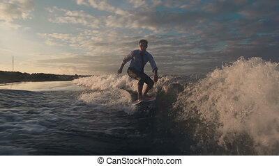 handlowy, surfing