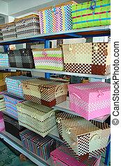handmade basketwork bags