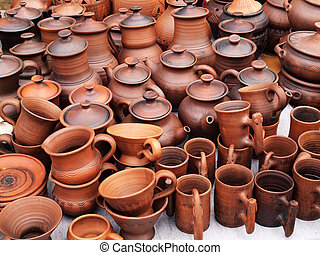 Handmade ceramic pottery - Showcase of handmade ceramic...