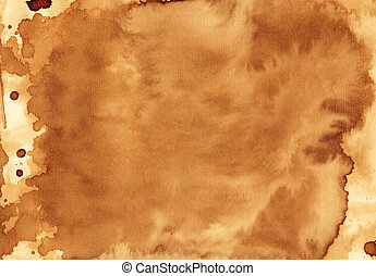 Handmade coffee texture