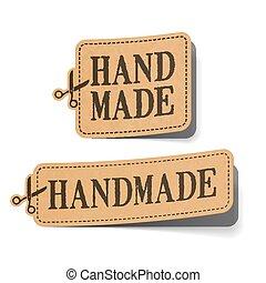 Handmade coupon