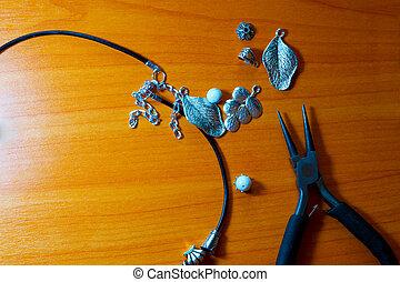 Handmade craft tools