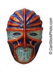Handmade mask - Handmade colorful mask can be used as...