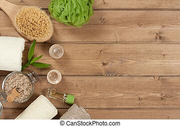 Handmade Scrub With Coffee, Lemon And Argan Oil. Spa...
