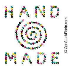 Handmade spiral