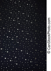Handmade Star Paper - Handmade Paper with silver star...