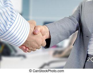 hands., 人々ビジネス, 動揺