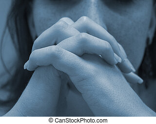Hands 2 - hands praying