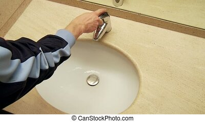 Hands Cleaning