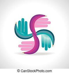 hands concept