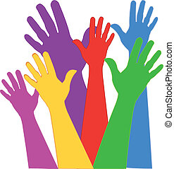 Hands expressions logo