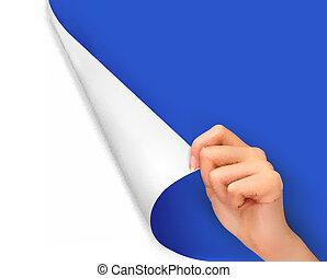 Hands holding digital tablet pc. Ve