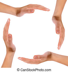 Hands In Circle