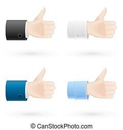 Hands Like