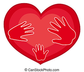 Hands on Heart