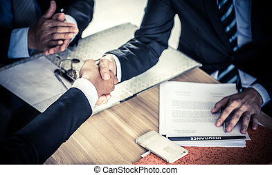 business and teamwork for achievement