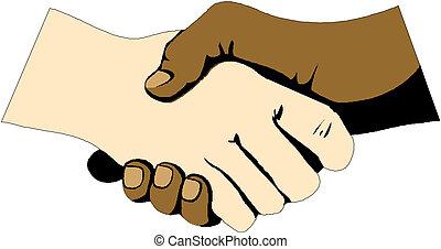 Handshake, icon