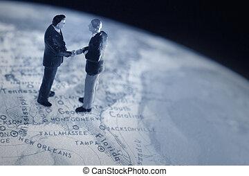 handshake1, handlowy