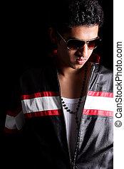 Handsome Indian Model