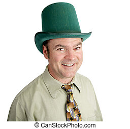 Handsome Irish Man