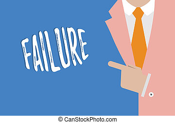 handstil, text, skrift, failure., begrepp, betydelse, försumma, eller, omission, expected, nödvändig, handling, brist, av, framgång
