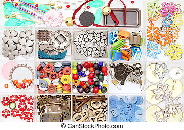 handwerk, materialien