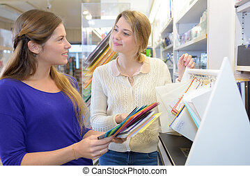 handwerk, papier, kaufen