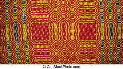Handwoven background
