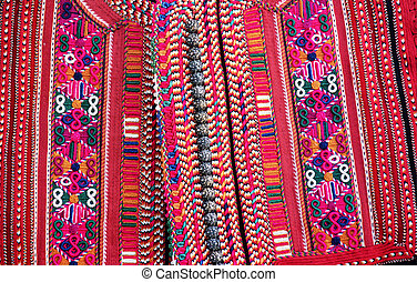 Handwoven traditional macedonian vest - Picture of a ...