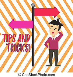 Tips tricks helps and advice gears words help assistance how